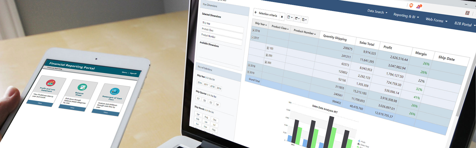 6 essential elements to look for in reporting software