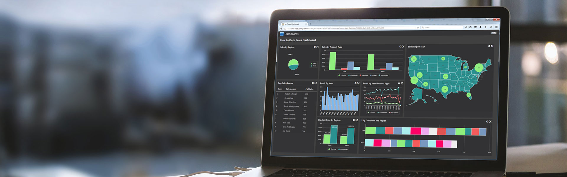 What to look for in an embedded analytics tool
