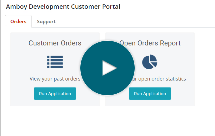 Create a customer portal in 11 minutes